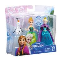 """Куклы Анна и Эльза """"Холодное Сердце"""", с Олафом, Принцессы Дисней Mattel"""