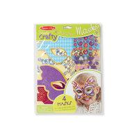 """Набор для создания масок """"Великолепные маски"""" Melissa &; Doug"""