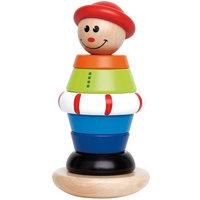 """Деревянная игрушка """"Пирамидка"""", Hape"""