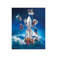 Космическая ракета с базовой станцией, PLAYMOBIL Playmobil®