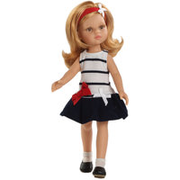 Кукла Даша, 32 см, Paola Reina