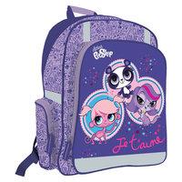 Эргономичный рюкзак с EVA-спинкой, Littlest Pet Shop Академия групп