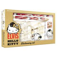 Hello Kitty Набор канцелярский: записная книжка, ручка, карандаш, в подарочной коробке Академия групп