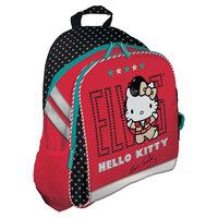 Рюкзак, мягкая спинка, Hello Kitty Академия групп