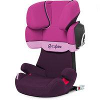 Автокресло Solution X2-Fix, 15-36 кг., Cybex, Purple Rain