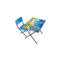 Комплект детской мебели Алфавит и цифры, Фея