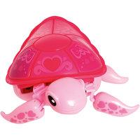 Интерактивная черепашка, Little Live Pets, розовая Moose