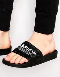 Шлепанцы adidas Originals Adilette S78689 - Черный