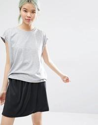 Футболка Monki - Серый
