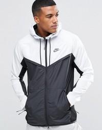 Черная ветровка Nike Hyper Mesh 826068-011 - Черный