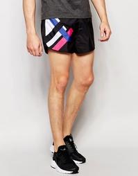 Спортивные шорты в стиле 80-х Religion - Черный