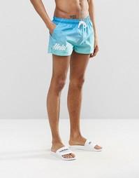 Короткие шорты для плавания Heist - Синий