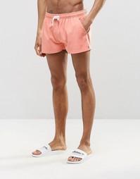 Короткие шорты для плавания Heist - Оранжевый