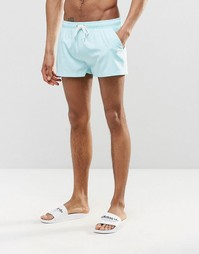 Короткие шорты для плавания Heist - Зеленый