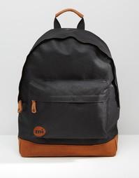Классический черный рюкзак Mi-Pac - Черный