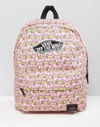 Рюкзак с принтом принцессы Vans Nintendo - Цветной