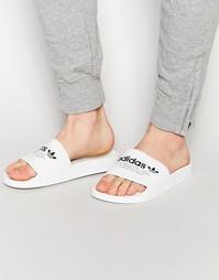 Шлепанцы adidas Originals Adilette S78688 - Белый