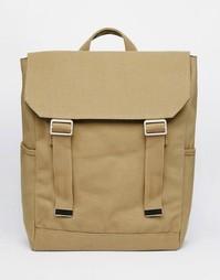 Рюкзак в стиле милитари ASOS - Зеленый