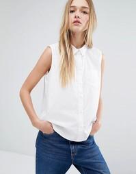 Рубашка Monki Amra - Белый