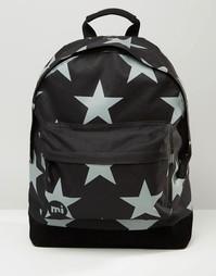Черный рюкзак размера XL Mi-Pac Stars - Черный
