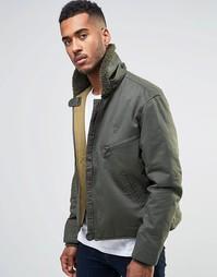 Куртка-пилот Farah - Зеленый