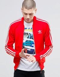 Спортивный топ adidas Originals - Красный