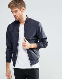 Легкая куртка-пилот Esprit - Темно-синий