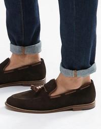 Туфли с кисточками Ben Sherman - Коричневый