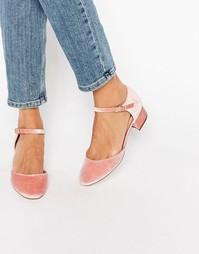 Туфли на каблуке ASOS SPECTRUM - Розовый