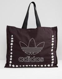 Пляжная сумка adidas Originals x Pharell Williams - Чернильный