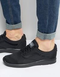 Монохромные кроссовки Vans Iso 1.5 V4O0JKY - Черный