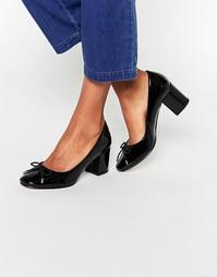 Туфли на каблуке ASOS SHAKEN - Черный