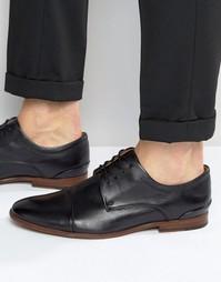 Кожаные туфли дерби ALDO Sagona - Черный