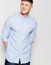 Рубашка Bellfield Dunes - Синий
