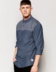 Рубашка Bellfield - Синий