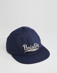 Кепка Brixton Gomez - Синий