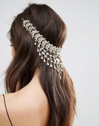 Украшение для волос Love Rocks - Золотой
