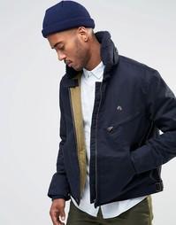 Куртка-пилот Farah - Темно-синий
