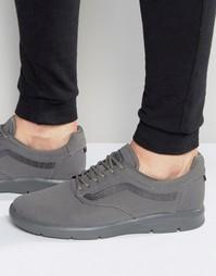 Монохромные кроссовки Vans Iso 1.5 V4O0JL1 - Серый