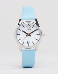 Часы с голубым ремешком Limit 6182.37 - Синий