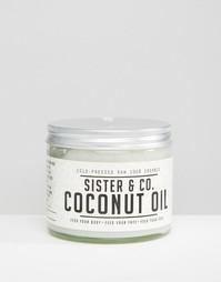 Кокосовое масло Sister & Co 250 мл - Кокосовое масло 250 мл