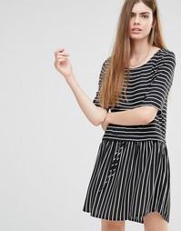 Платье в полоску Y.A.S Elisa