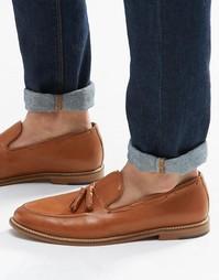 Туфли с кисточками Ben Sherman - Рыжий