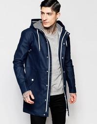 Фестивальная водонепроницаемая куртка Minimum - Темно-синий
