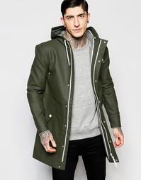 Фестивальная водонепроницаемая куртка Minimum - Зеленый