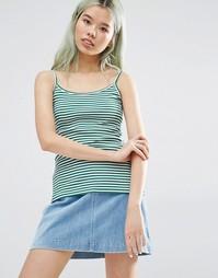 Weekday Stripe Cami Singlet