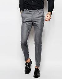 Супероблегающие брюки с отворотами Religion X Noose & Monkey