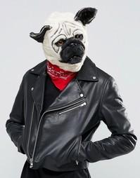 Маска в виде мопса Mr. Pug - Мульти Gifts