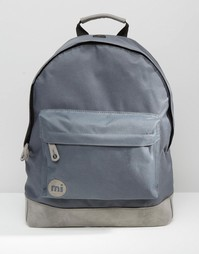 Классический серый рюкзак Mi-Pac - Серый
