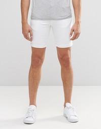 Джинсовые шорты Minimum - Белый